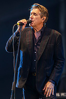Bryan Ferry performs at the Festival d'ete de Quebec in Quebec city Friday July 15, 2016.