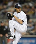 Mariano Rivera (Yankees),.APRIL 26, 2013 - MLB :.Mariano Rivera of the New York Yankees pitches during the baseball game against the Toronto Blue Jays at Yankee Stadium in The Bronx, New York, United States. (Photo by AFLO)