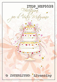 Simonetta, BABIES, wedding, paintings,+Wedding,++++,ITDPNZF0028,#B#,#W# Hochzeit, boda, illustrations, pinturas ,everyday