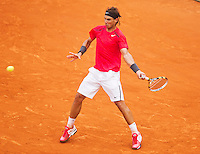 02-06-12, France, Paris, Tennis, Roland Garros, Rafael Nadal