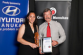 Club of the Year winner Southern Districts Hockey Club. Counties Manukau Sport Sporting Excellence Awards held at the Telstra Clear Pacific Events Centre Manukau on December 1st 2011.