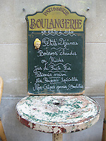 Boulangerie, Provence