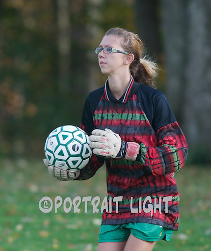 CHS senior goalkeeper Sam Winsor.
