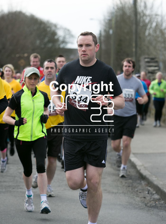 Participance taking part in the Eamon Moloney 10k Run in Ennis. Pictured Credit Brian Gavin Press 22
