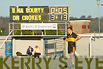 Dr Crokes captain Luke Quinn relaxes as Crokes dominates the second half against Ballinacourty during their Munster Championship quarter final clash in Dungarvan on Sunday