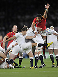 26/09/2015 - England v Wales - Twickenham Stadium - London - UK