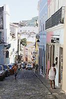 SALVADOR, BA, 23.03.2013 - PELOURINHO-BA - Imagem de arquivo do Pelourinho, Centro Histórico de Salvador - BA. (Foto: Joá Souza / Brazil Photo Press).