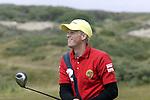NOORDWIJK - Robert Niemer.   Stern Open (Nationaal Open) op de Noordwijkse GC . COPYRIGHT  KOEN SUYK