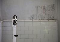Ernest Hemingway's Bathroom at Finca Vigia, Sanfrancisco de Paula, near Havana, Cuba
