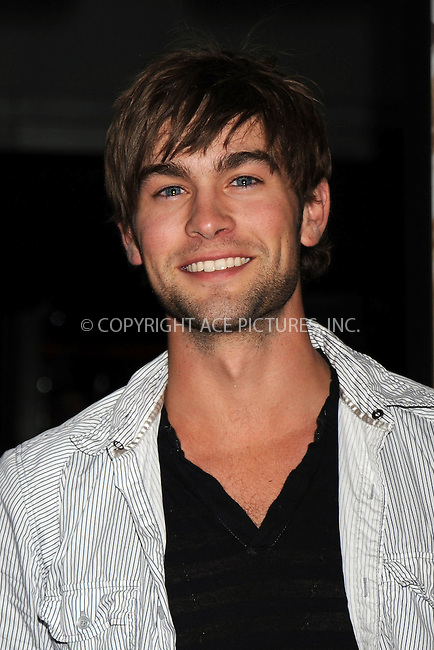 "WWW.ACEPIXS.COM . . . . .....July 28, 2008. New York City.....Actor Chace Crawford attends the 'Sisterhood of the Traveling Pants 2"" premiere held at the Ziegfeld Theatre on July 28, 2008 in New York...  ....Please byline: Kristin Callahan - ACEPIXS.COM..... *** ***..Ace Pictures, Inc:  ..Philip Vaughan (646) 769 0430..e-mail: info@acepixs.com..web: http://www.acepixs.com"
