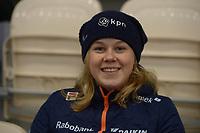 SPEEDSKATING: 05-12-2018, Tomaszów Mazowiecki (POL), ISU World Cup Arena Lodowa, Femke Beuling (NED), ©photo Martin de Jong