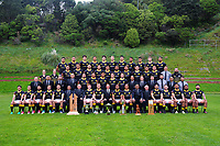 171011 Mitre 10 Cup Rugby - Wellington Lions 2017 Team Photo