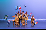 "Evening Performance of ""Jazz Around The World"", Spring Production of 3D Project Jazz Company.  Cary Arts Center, 30 March 2019"