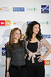 Tamara Braun & Lynda Carter (Wonder Woman) participate in Defying Inequality: The Broadway Concert - A Celebrity Benefit for Equal Rights  on February 23, 2009 at the Gershwin Theatre, New York, NY. (Photo by Sue Coflin)