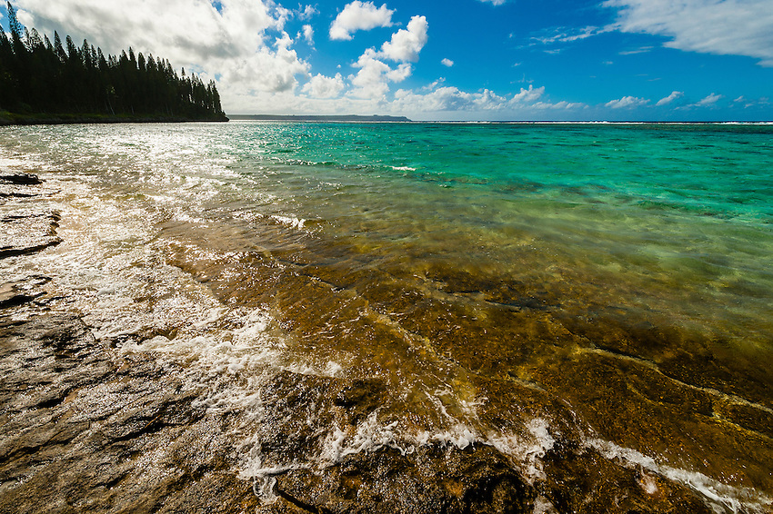 Wabao Bay, Island of Mare, Loyalty Islands, New Caledonia