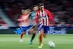 Fernando Torres of Atletico de Madrid in action during the La Liga 2017-18 match between Atletico de Madrid and Malaga CF at Wanda Metropolitano on 16 September 2017 in Madrid, Spain. Photo by Diego Gonzalez / Power Sport Images