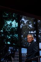 Presidente da FIEPA José Conrado Santos fotografado no  prédio da Federação das Indústrias.<br /> Belém, Pará, Brasil.Fotos: Paulo Santos/Interfoto05/03/2010