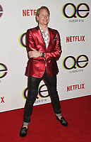 WEST HOLLYWOOD, CA - FEBRUARY 07: Carson Kressley attends the premiere of Netflix's 'Queer Eye' Season 1 at Pacific Design Center on February 7, 2018 in West Hollywood, California.<br /> CAP/ROT/TM<br /> &copy;TM/ROT/Capital Pictures
