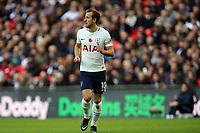 Harry Kane of Tottenham Hotspur during Tottenham Hotspur vs Crystal Palace, Premier League Football at Wembley Stadium on 5th November 2017