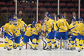- Sweden's Under-20 team played its last game on this Massachusetts tour versus the University of Massachusetts-Amherst Minutemen losing 5-1 on Saturday, November 6, 2010, at the Mullins Center in Amherst, Massachusetts.