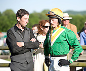Trainer Desmond Fogarty and jockey Darren Nagle had a big year in 2010, with no win any bigger than the Grade 1 Iroquois with Tax Ruling.
