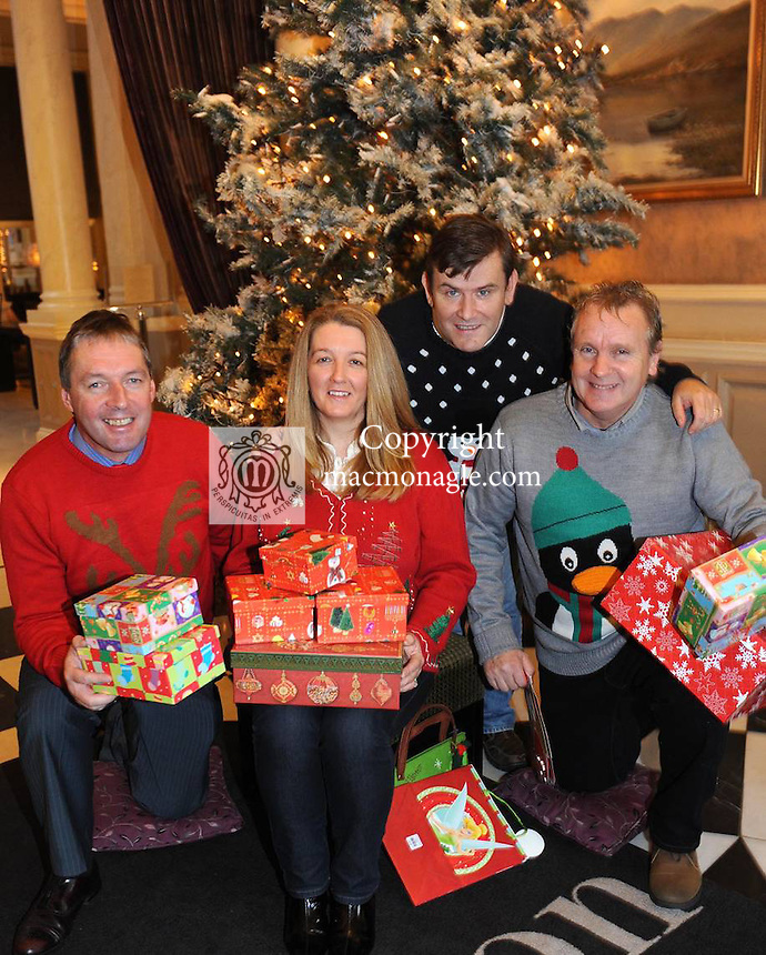 at the launch of the Killarney Christmas Toy and Book Appeal.  Picture: Eamonn Keogh ( MacMonagle, Killarney)