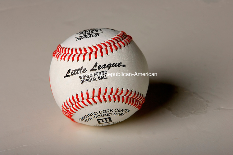 WATERBURY, CT--20 MAY 2007--052007JS11- Little League World Series baseball. <br /> Jim Shannon / Republican-American