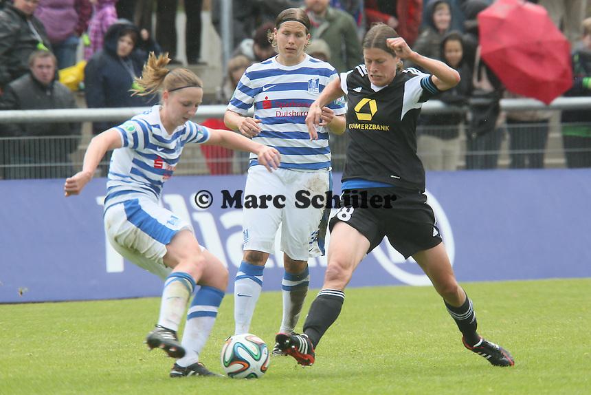Kerstin Garefrekes (FFC) - 1. FFC Frankfurt vs. MSV Duisburg