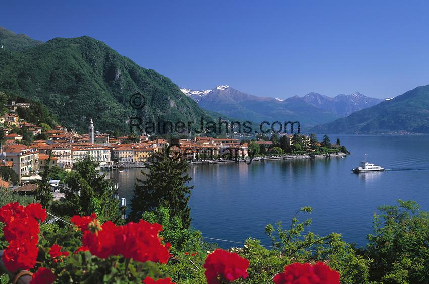 ITA, Italien, Lombardei, Menaggio: traumhafte Lage am Comer See  | ITA, Italy, Lombardia, Menaggio: a perfect dream at Lake Como