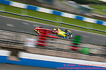 FormulaE Test Day  Donington 17th August 2015