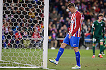 Atletico de Madrid's Fernando Torres during La Liga match between Atletico de Madrid and Real Betis at Vicente Calderon Stadium in Madrid, Spain. January 14, 2017. (ALTERPHOTOS/BorjaB.Hojas)