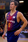 League ACB-ENDESA 2017/2018 - Game: 12.<br /> FC Barcelona Lassa vs Herbalife Gran Canaria: 77-88.<br /> Thomas Heurtel.