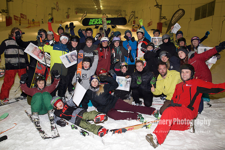Pix: Shaun Flannery/shaunflanneryphotography.com<br /> <br /> COPYRIGHT PICTURE&gt;&gt;SHAUN FLANNERY&gt;01302-570814&gt;&gt;07778315553&gt;&gt;<br /> <br /> 6th February 2015<br /> Snozone Castleford<br /> Sochi Freestyle Competition