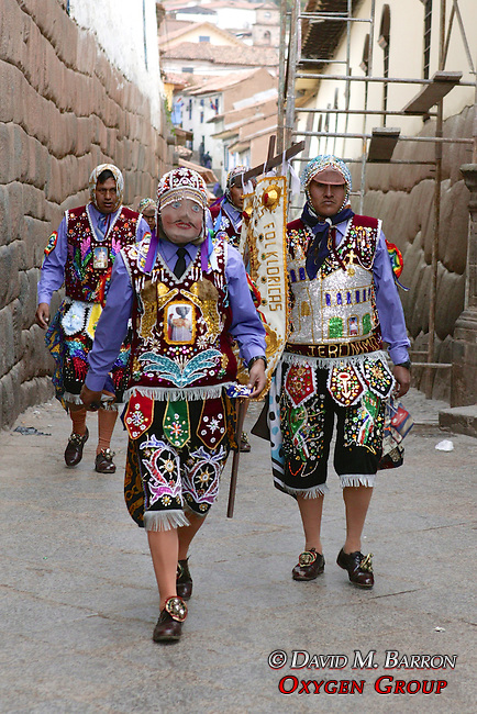 People In Traditional Costume