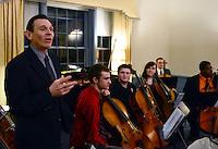 BGSU Conceret Series: Cello