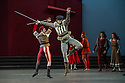 London, UK. 17.04.13. Canada's premier dance company The National Ballet of Canada returns to London after 26 years with its new production of Romeo and Juliet, which was created in 2011 to mark the company's 60th anniversary. Photograph © Jane Hobson.