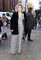 NEW YORK, NY- December 03: Julianne Hough at Build Series promoting the new NBC series, Holiday With The Houghs on December 03, 2019 in New York City. Credit: RW/MediaPunch