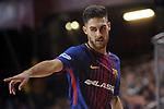 League LNFS 2017/2018 - Game 18.<br /> FC Barcelona Lassa vs Catgas Energia: 2-2.<br /> Adolfo Fernandez.