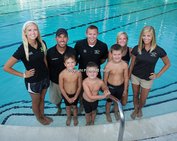 June 20, 2014<br /> <br /> Coosaw Creek Crocodiles swim team <br /> <br /> Photographer: Al Samuels