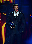 MIAMI, FL - JULY 17:  William Levy onstage during the Premios Juventud 2014 Awards at BankUnited Center on July 17, 2014 in Miami, Florida. (Photo by Johnny Louis/jlnphotography.com)