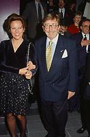 November 1995 - File Photo - Montreal, Quebec  - Pierre Peladeau, founder and CEO Quebecor Inc
