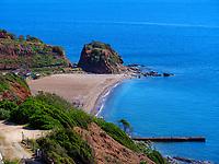 Strand von Cala Seregola, Elba, Region Toskana, Provinz Livorno, Italien, Europa<br /> Beach Cala Seregola, Elba, Region Tuscany, Province Livorno, Italy, Europe