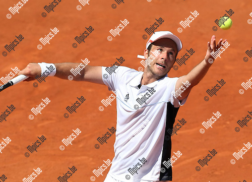 2010-05-24 / Tennis / Roland Garros 2010 / Day 2 / Olivier Rochus..Foto: mpics