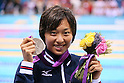 2012 Olympic Games - Swimming - Women's 200m Breaststroke Medal Ceremony