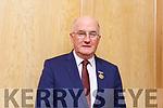 John Hogan (GAA President ) at the Kerry GAA awards night in the Ballygarry House Hotel on Saturday night.