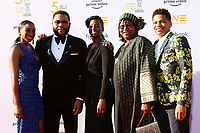 LOS ANGELES - MAR 30:  Anthony Anderson, family at the 50th NAACP Image Awards - Arrivals at the Dolby Theater on March 30, 2019 in Los Angeles, CA