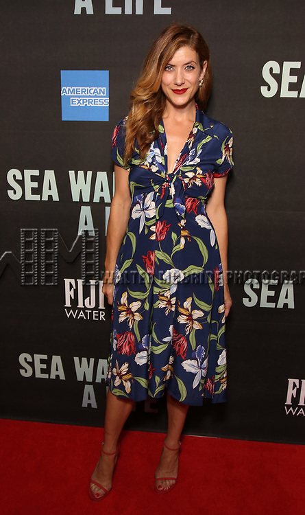 """Kate Walsh attends the Broadway Opening Night performance of """"Sea Wall / A Life"""" at the Hudson Theatre on August 08, 2019 in New York City."""