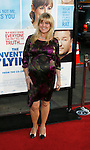 """HOLLYWOOD, CA. - September 21: Ashley Jensen arrives at the Los Angeles premiere of """"The Invention of Lying"""" at the Grauman's Chinese Theatr on September 21, 2009 in Hollywood, California."""