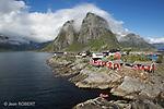 Lost Lofoten islands