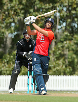 191029 International T20 Cricket - New Zealand XI v England